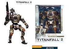 "Titanfall 2 bt-7274 Deluxe 10"" pollici Action Figure con pilota Jack Cooper McFarlane"