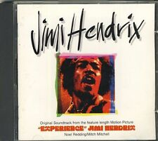 Jimi Hendrix Experience bande sonore CD 1995