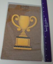 Embellish Your Story Magnets TROPHY Gold Cup With Handles Black Accents NEW