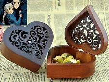 Heart Wood Wind Up Music Box : Ghibli Howl's Moving Castle Soundtrack