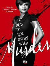 LE REGOLE DEL DELITTO PERFETTO HOW TO GET AWAY WITH MURDER MANIFESTO VIOLA DAVIS