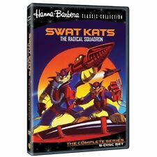 SWAT KATS: THE RADICAL SQUA...-Swat Kats  DVD NEW