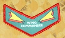 ~ Atari 2600 VCS Vintage 80's Activision Patch -- Starmaster Wing Commander ~