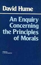 An Enquiry Concerning the Principles of Morals (Hackett Classics) by Hume, Davi