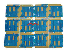 2 Layer Double-Sided Rigid Printed Board PCB Manufacture Prototype Etching