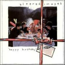 Altered Images Happy Birthday US Lp