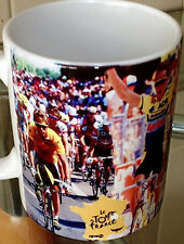 Greg LeMond 3 times Tour de France,Giro Italia winner Mug