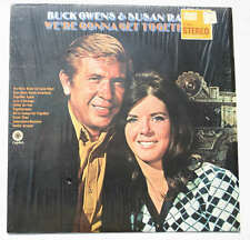 BUCK OWENS & SUSAN RAYE WE'RE GONNA GET TOGETHER RECORD