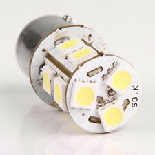 1x New 1156 BA15S P21W 13 LED 5050 SMD White Car Turn Signal Light Bulb 12V