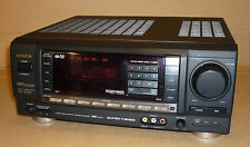 AIWA AV-X100 INTEGRATED PRO-LOGIC TUNER AMPLIFIER AMP RDS SUPER BASS