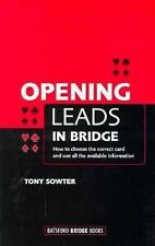 Opening Leads in Bridge: How to Choose the Correct Card and Use All the Availabl