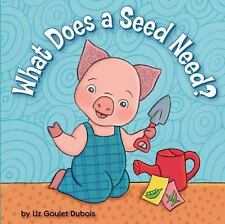 What Does a Seed Need?-ExLibrary