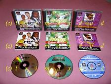 Ps1 _ FIFA Football 2003 & estímulo Premier Manager & actua Soccer Club Edition