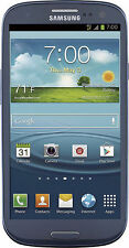New Sprint Samsung Galaxy S 3 III L710 Pebble Blue 16GB