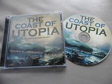 THE COAST OF UTOPIA : SOUNDTRACK MARK BENNETT CD LINCOLN CENTRE THEATRE