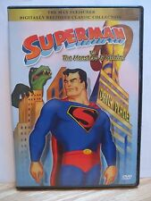 Superman vs.The Monsters and Villains (DVD, 2002)