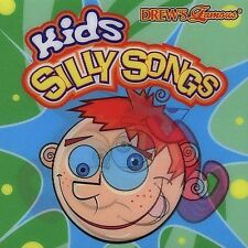 Various Drews Famous Kids Silly Songs CD
