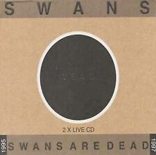 Swans Are Dead Swans Music-Good Condition