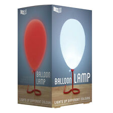 COLOUR CHANGING LED BALLOON LAMP MOOD LIGHT USB POWERED FUNKY COOL LIGHTING