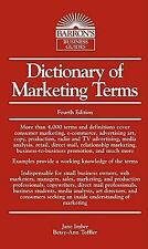 Dictionary of Marketing Terms (Barron's Business Guides), Jane Imber, Betsy-Ann