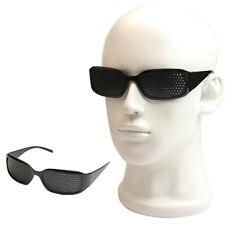SSG Black Mesh Reading Glasses Eyesight Improve Eyes Vision Training Exercise