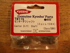 TR115 Center Diff Shaft - Kyosho Inferno TR-15 DBX