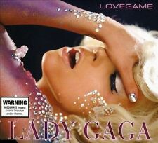 Lovegame Lady Gaga Audio CD