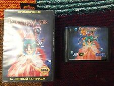 """Phantasy Star III: Generations of Doom"" Sega Mega Drive/Genesis Game USED"