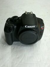 Canon EOS Rebel T5 DS126491 Digital SLR Camera body AS-IS