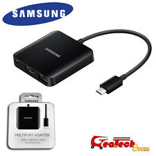 Multiport Adapter Samsung EE-PW700BBE HDMI 4K USB 3.0 USB-C per Galaxy TabPro S