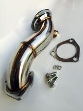 MTC MOTORSPORT ASTRA VXR GSI STAINLESS PRE CAT DECAT EXHAUST PIPE MK4 MK5 Z20LET