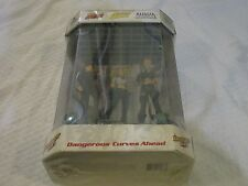 McFarlane Danger Girl Dangerous Curves Ahead 3 Pack Special Edition
