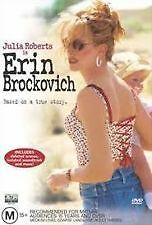 ERIN BROCKOVICH DVD Julia Roberts - Based on a true story DRAMA (Sealed)*R4