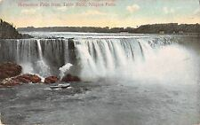 BR45822 Horseshoe falls from table rock niagara falls canada