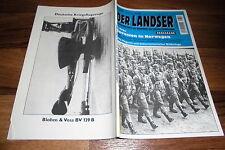 LANDSER GROßBAND # 1323 - INVASION in NORWEGEN / Schilderung d. Landeunternehmen