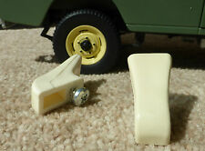 Land Rover Series 2 2a 2b Rectangular Smiths Heater Replacement Door Handle Knob
