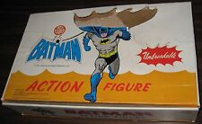 1973 Batman Weirdie Wigglies Action Figure Display Bin with 1 Figure Ben Cooper