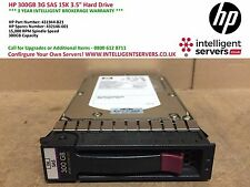 HP 300GB 15K 3G SAS 3.5'' Hot Swap Hard Drive 431944-B21 / 432146-001