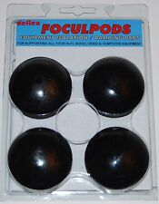DEFLEX AUDIO FOCULPODS ENERGY ABSORBING ISOLATION FOR SPEAKERS CD AMPS HIFI