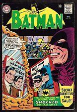 """Batman #173 ~""""Secret Identities For Sale!"""" ~ 1965 (4.0) WH"""