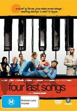 Four Last Songs (DVD, 2007) - New - Region 4