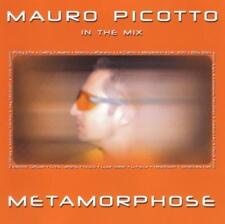 CD Mauro Picotto Metamorphose In The Mix  2CDs