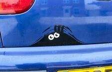300mm (30cm) Peeping Peek a Boo Monster Funny Sticker Car Van Wall Door Boot