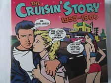 The Cruisin Story 1955 - 1960 - Elvis Presley Buddy Holly, The Diamonds, Clovers