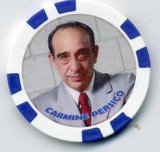 CARMINE PERSICO GANGSTER  COLLECTOR CHIP