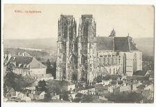 France - Toul, La Cathedrale - 1900's Postcard