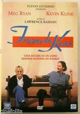Dvd French Kiss con Meg Ryan e Kevin Kline1995 Usato