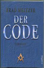 Brad Meltzer - Der Code
