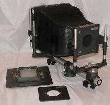 8x10 Plaubel PECO Profia View Camera with 8x10 and 4x5 Backs
