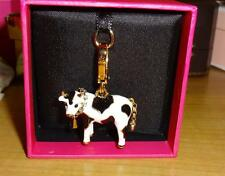 NEW JUICY COUTURE COW CHARM FOR BRACELET/NECKLACE